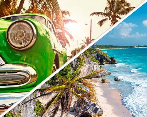 Oferta Cuba y Riviera Maya
